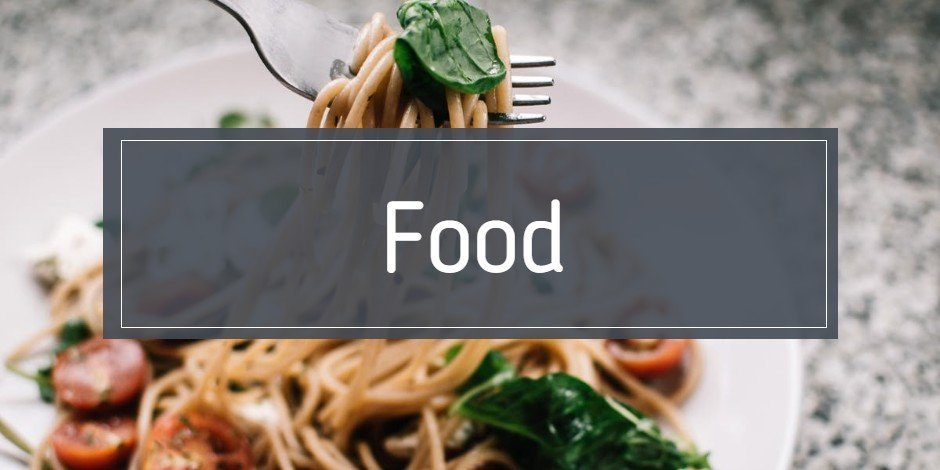 digital marketing for the food industry